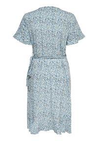 ONLY - ONLOLIVIA  - Robe d'été - dusk blue - 5