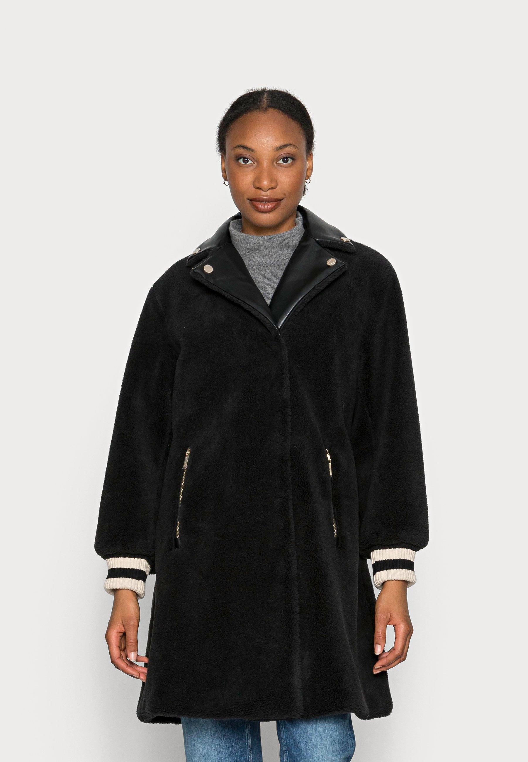 Women CABAN SHERPA FABRIC - Winter coat