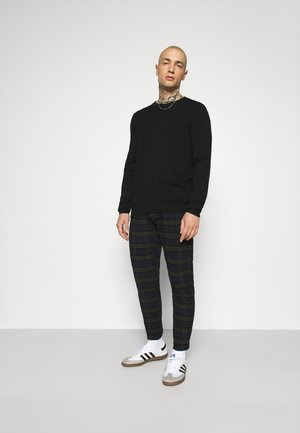 CREW MULTI - Jumper - black