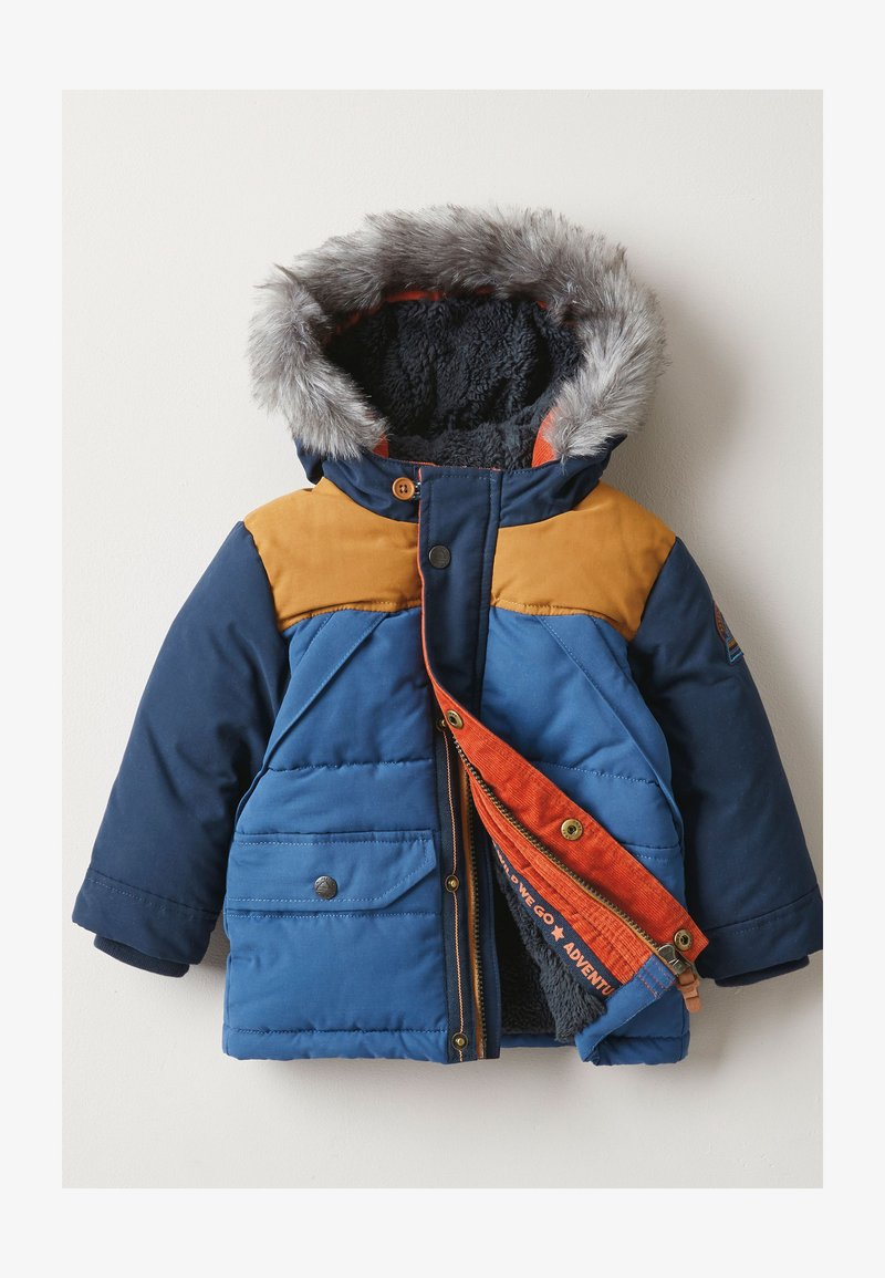 Next - Winter jacket - blue