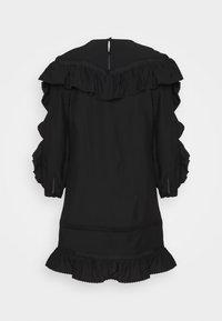 Rebecca Minkoff - IZZIE DRESS - Day dress - black - 1