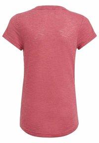 adidas Performance - Camiseta estampada - pink - 5