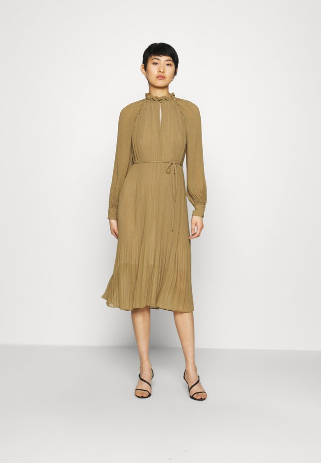 SORAYA 11185 - Sukienka letnia - gothic olive