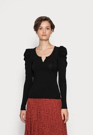ONLDREAM PUFF - Long sleeved top - black