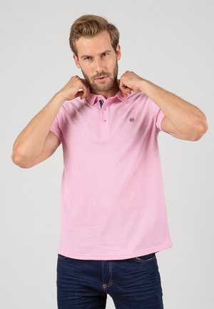 SHORT SLEEVE - Polo - pink