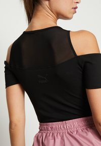 Puma - CUTOUT BODY - Top - black - 5
