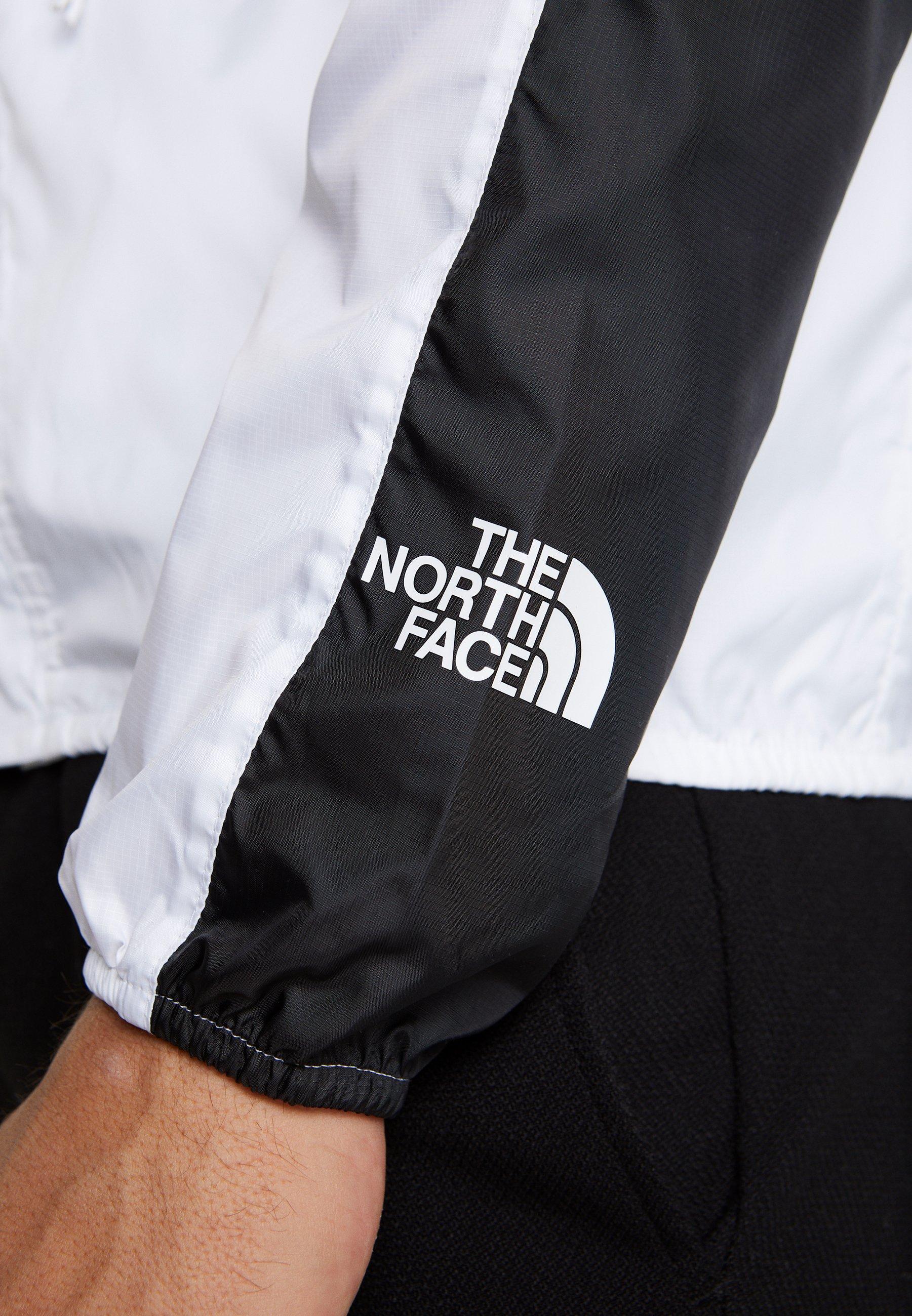 The North Face SEASONAL MOUNTAIN JACKET  - Lett jakke - black/white