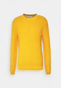 Selected Homme - SLHCONRAD  - Jumper - golden glow - 4