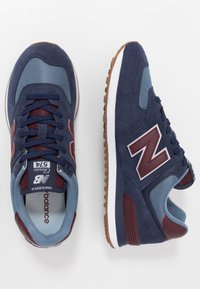 New Balance - 574 - Baskets basses - navy/red - 1