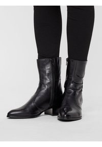 Bianco - Classic ankle boots - black - 0