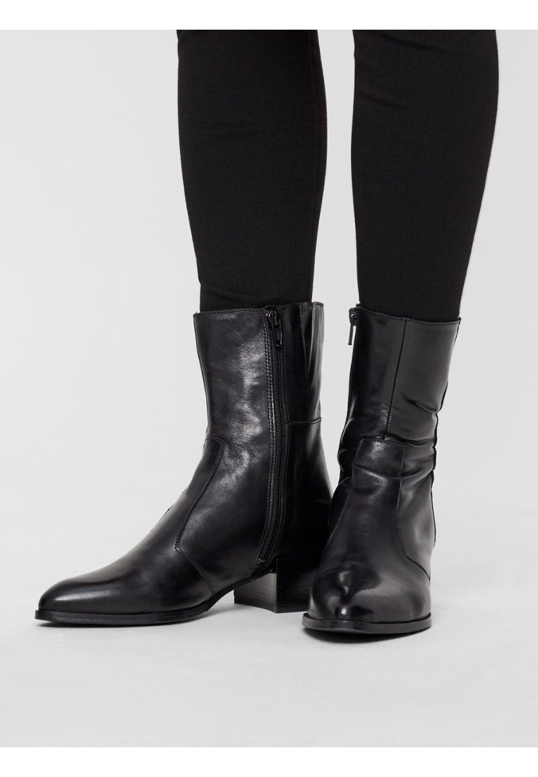Bianco - Classic ankle boots - black
