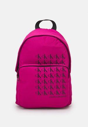 SEASONAL LOGO BACKPACK UNISEX - Batoh - purple