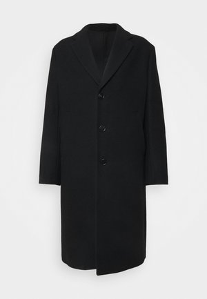 LONDON - Classic coat - black