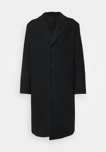 LONDON - Manteau classique - black