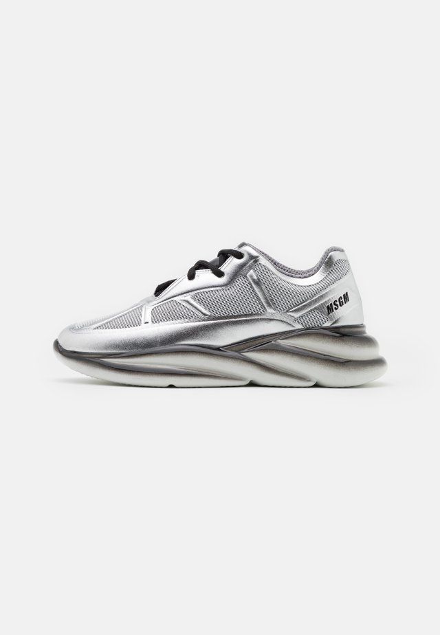 SCARPA DONNA WOMAN'S SHOES - Sneakersy niskie - silver