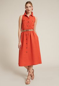 Luisa Spagnoli - PROVA - Shirt dress - arancio - 5