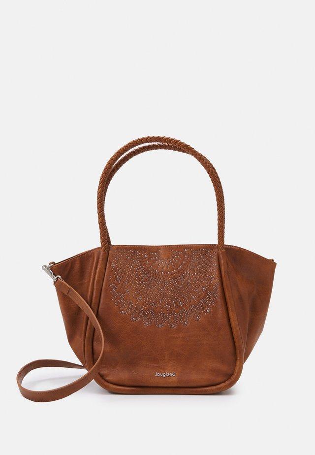 BOLS TACHAS ROTTY - Handbag - crudo beige
