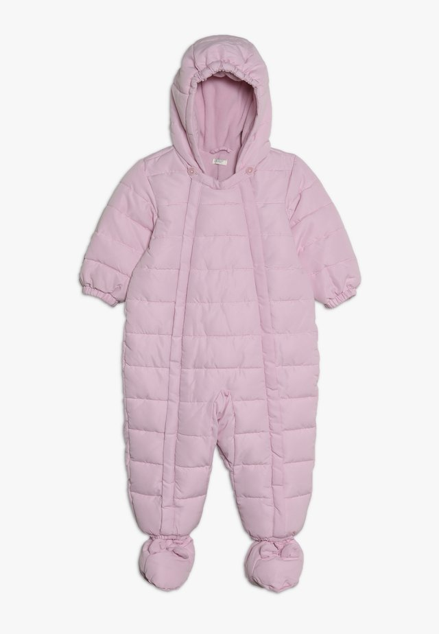 OVERALL BABY - Sleep suit - pink