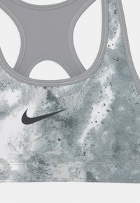 Nike Performance - Soutien-gorge de sport - smoke grey/coconut milk - 3