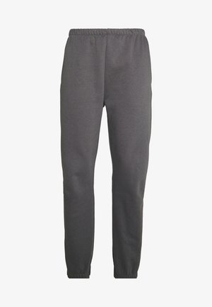 COZY PANTS - Tracksuit bottoms - off black