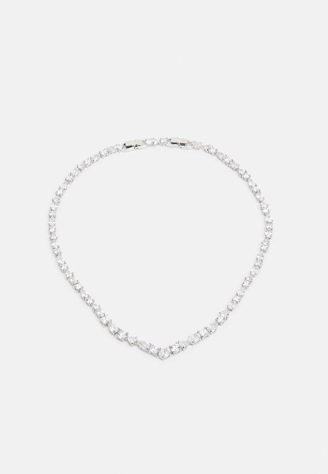 TENNIS ALL AROUND - Halskæder - silver-coloured