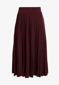 Anna Field Petite - A-line skirt - winetasting - 3