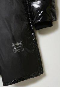 Napapijri - A-LOYLY LONG - Winter coat - black - 4