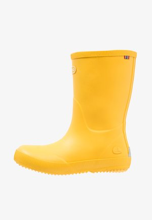 CLASSIC INDIE - Botas de agua - yellow