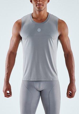 Camiseta de deporte - mid grey