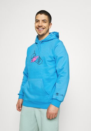 THE SIMPSONS SQUISHEE HOODIE - Sweat à capuche - fresh splash