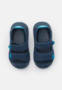 adidas Performance - SWIM UNISEX - Badslippers - crew navy/footwear white - 3