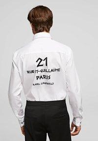 KARL LAGERFELD - Shirt - white - 2