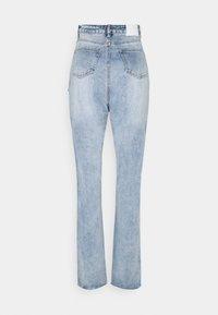 Missguided Tall - SLASH - Jeans straight leg - blue - 1