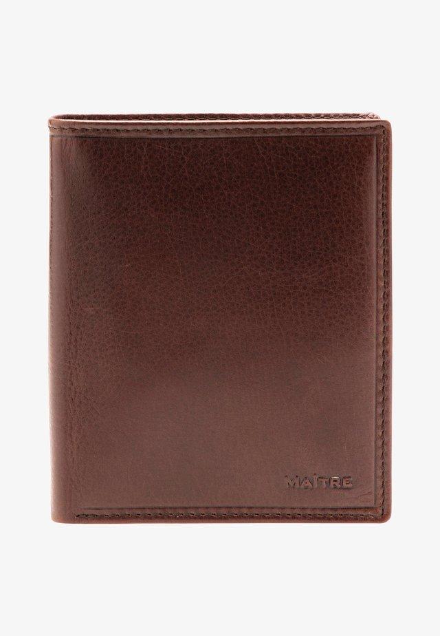 HAMLET - Wallet - dark brown