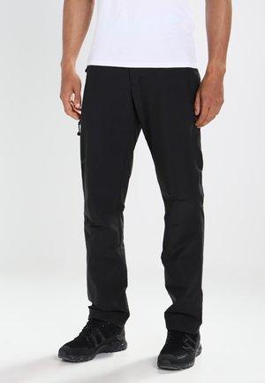 KOPER - Trousers - black