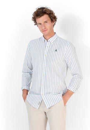 JON BD - Overhemd - blue stripes