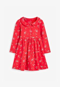 Next - Gebreide jurk - red - 0