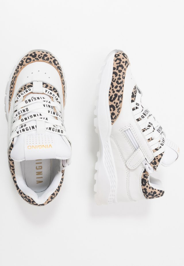 FENNA - Sneakers laag - retro white