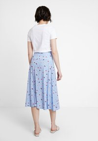 mint&berry - Wrap skirt - light blue - 2