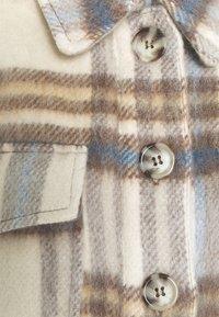 JDY - JDYLOLES CHECK JACKET - Summer jacket - coronet blue - 2