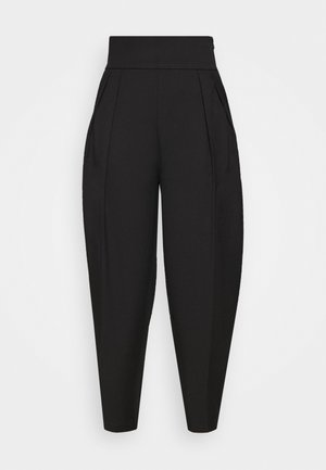 LELIA PANTS - Trousers - schwarz