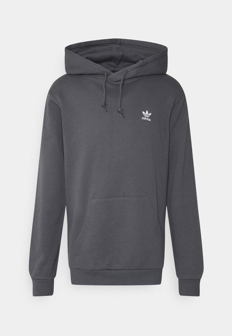 adidas Originals - ESSENTIAL HOODY UNISEX - Felpa con cappuccio - grey