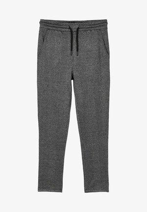 Tracksuit bottoms - grey melange