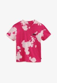 Vans - GR HYPNO BOXY - Print T-shirt - fuchsia purple - 2