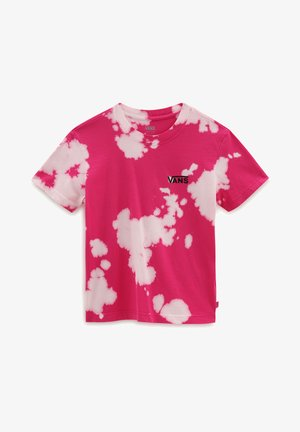 HYPNO - T-shirt print - fuchsia purple