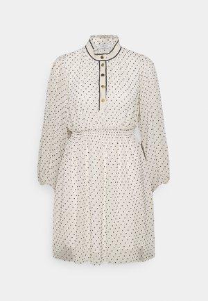 Day dress - blanc/bleu
