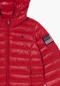 Polo Ralph Lauren - OUTERWEAR JACKET - Lehká bunda - red - 3