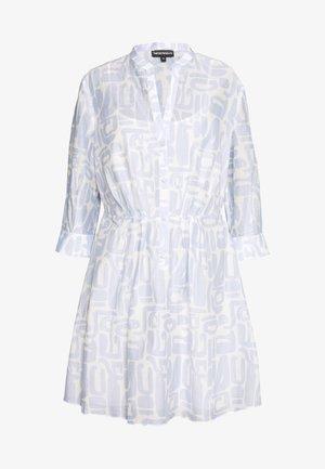 DRESS - Sukienka koszulowa - blue