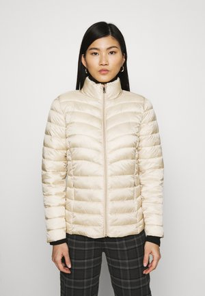 THINS - Winter jacket - cream beige