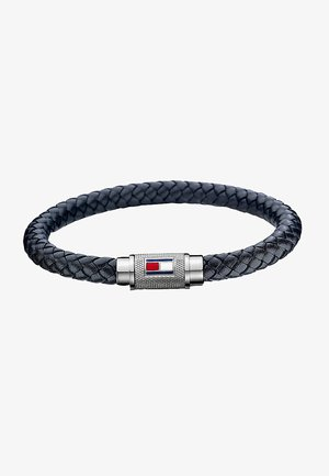 CASUAL CORE  - Bracelet - silver-coloured/ blue